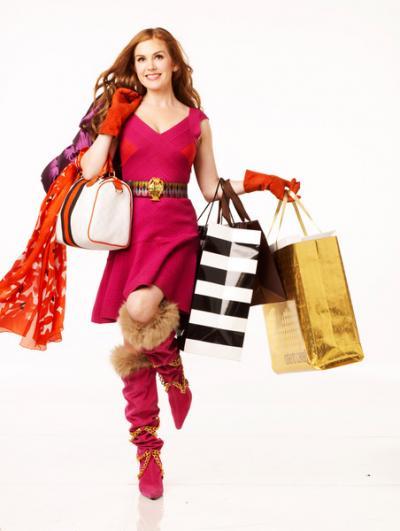 ігра фото моделі шопінг