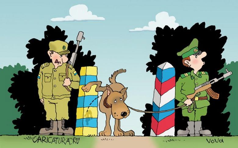 Скоро мы все станем невъездными в Украину!
